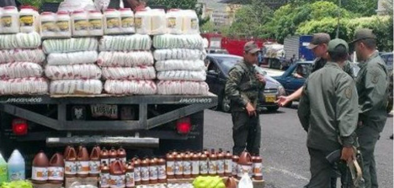 Movilizar alimentos en Venezuela es casi imposible