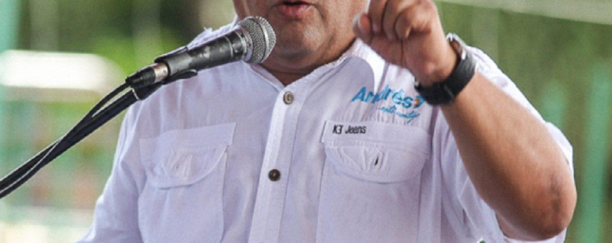 Andrés Velásquez: Maduro se enfrenta a las consecuencias del mayor acto de rebeldía ciudadana