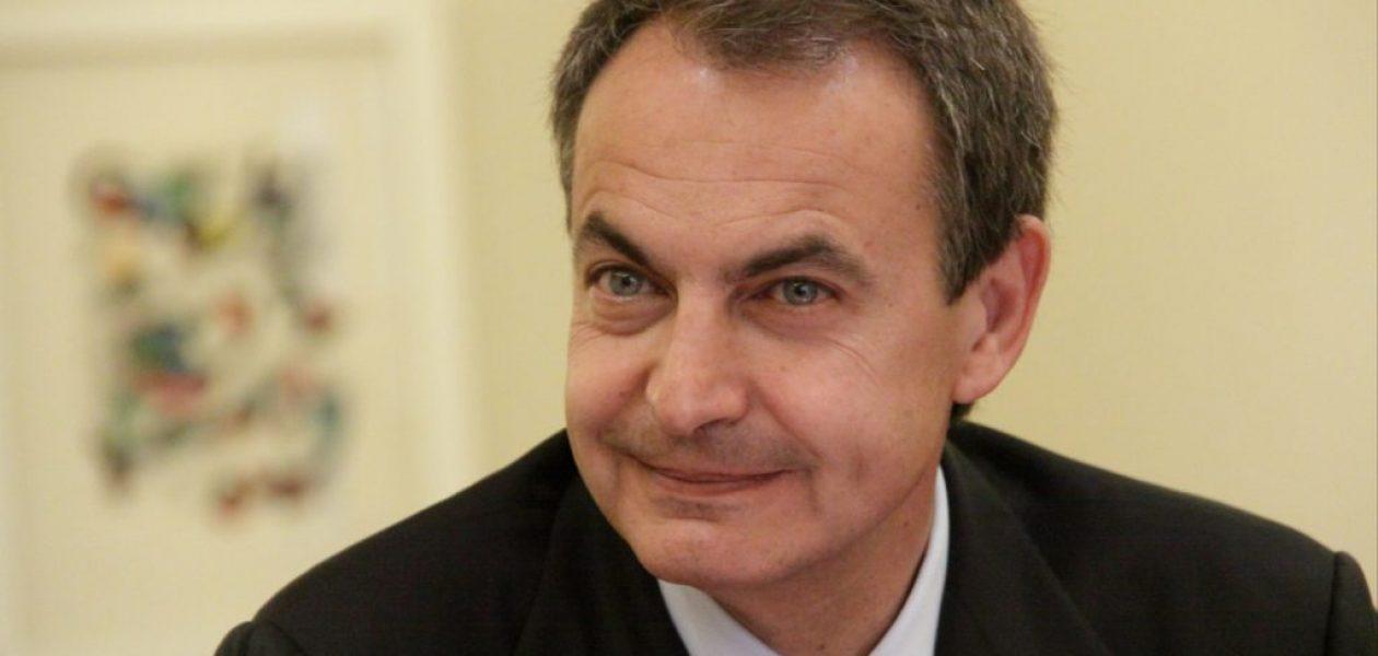 Agredieron a Rodríguez Zapatero en centro de votación en Caracas