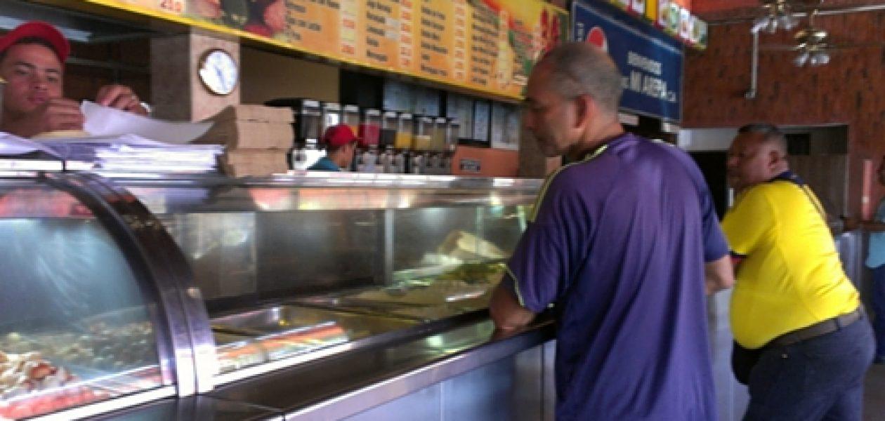 Una arepa ronda los 700 bolívares en Maracay