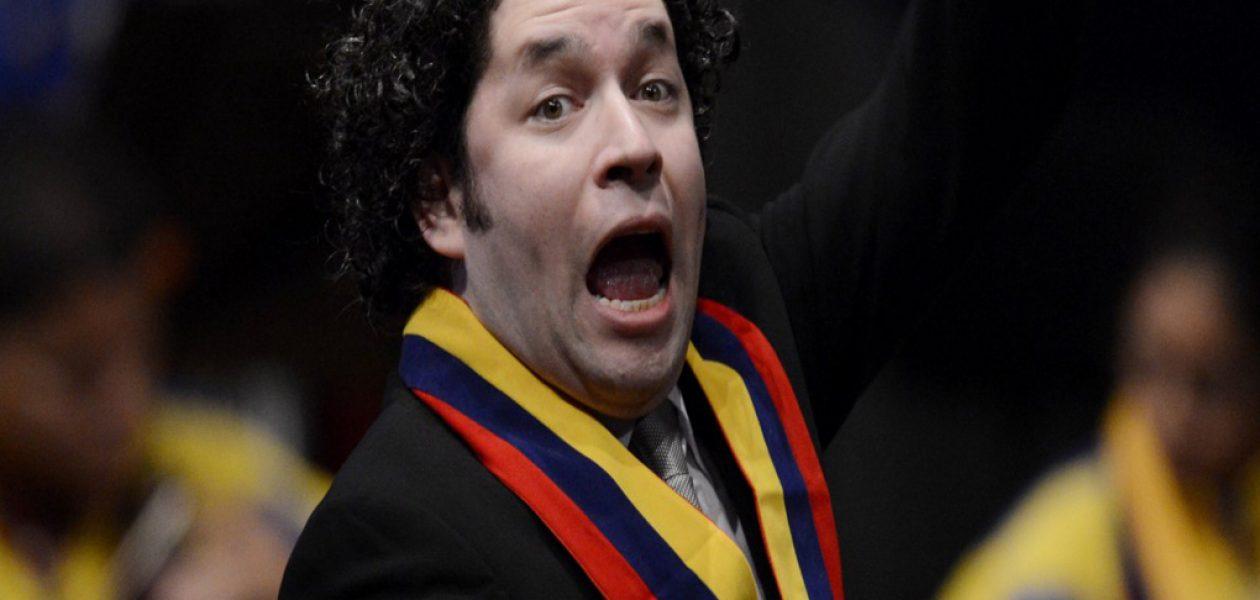 Gustavo Dudamel pide a Maduro suspender la Constituyente