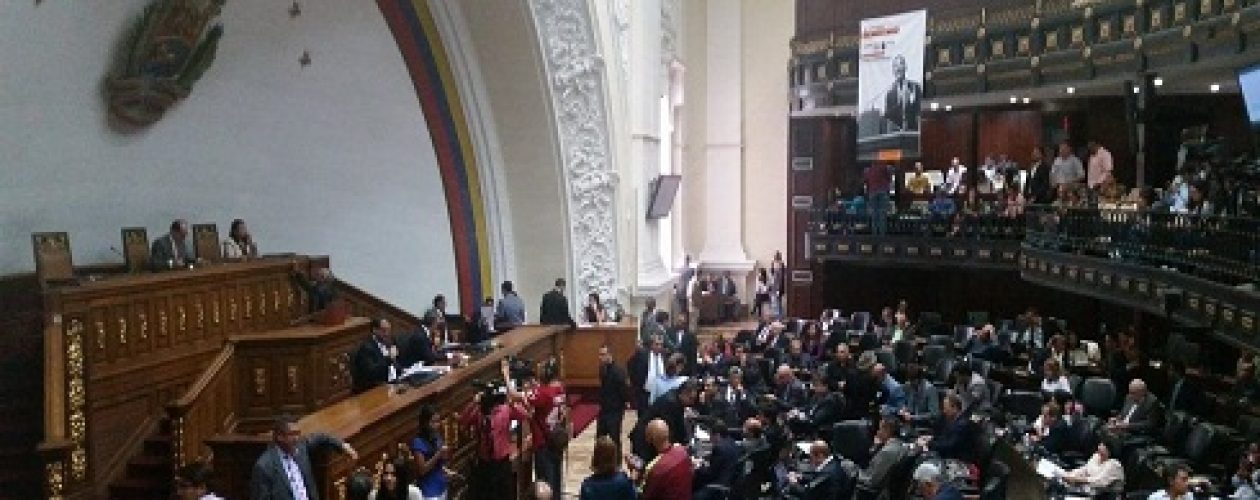 Asamblea Nacional aprobó acuerdo en rechazo al Plan Zamora