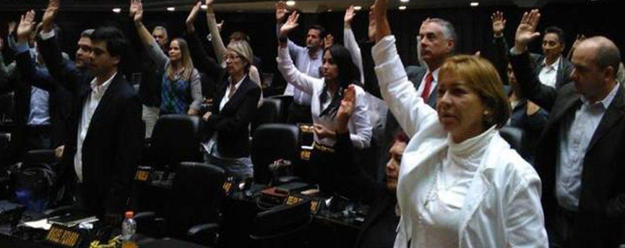 Asamblea Nacional cita a Tarek William Saab por violación a Derechos Humanos