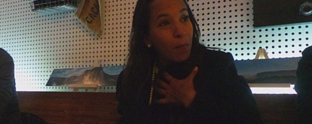 """Marialbert Barrios: """"En Catia la gente se cae a golpes en las colas"""""""