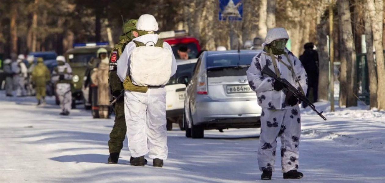 Adolescente casi mata con un hacha a cuatro niños y una profesora en colegio de Rusia