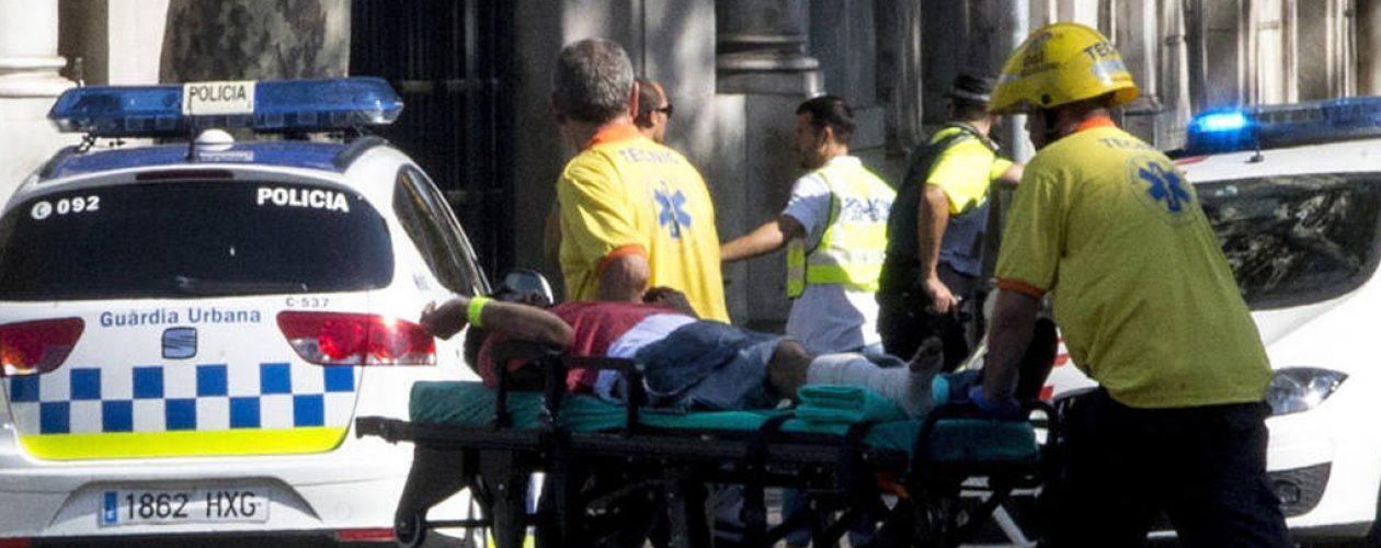 Al menos 13 muertos y un centenar de heridos tras atentado yihadista en España