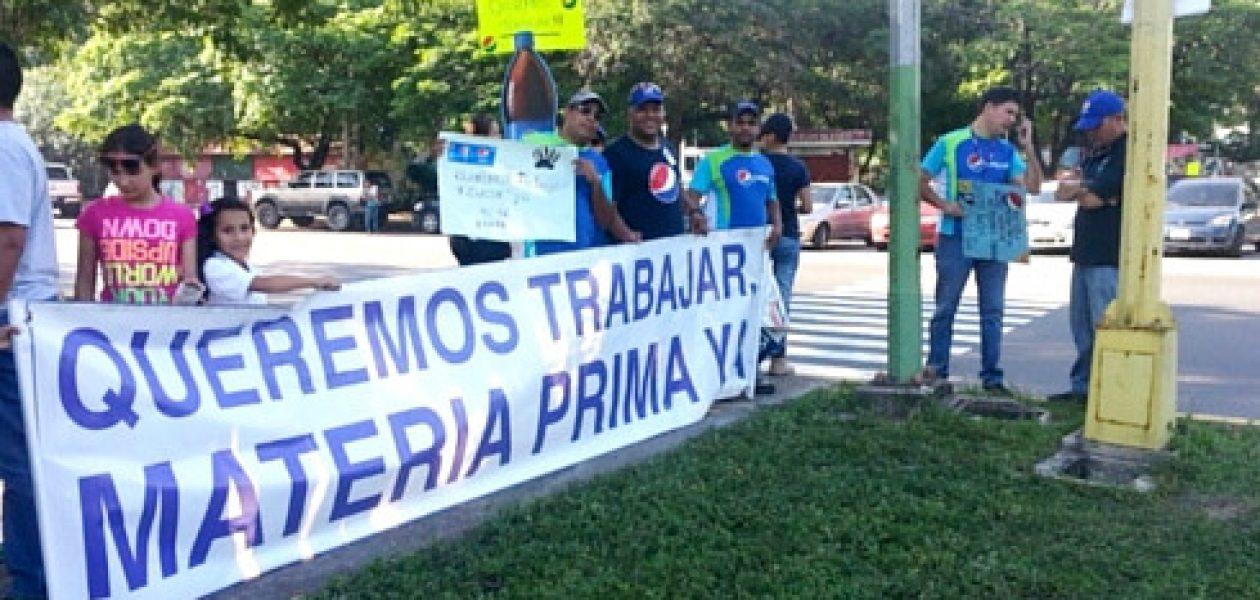 Falta de azúcar en Venezuela paraliza producción de Pepsicola