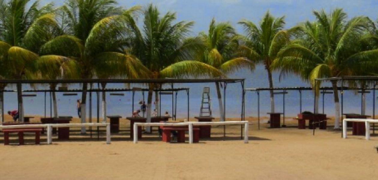 Estos son los balnearios aptos para Semana Santa en Guayana