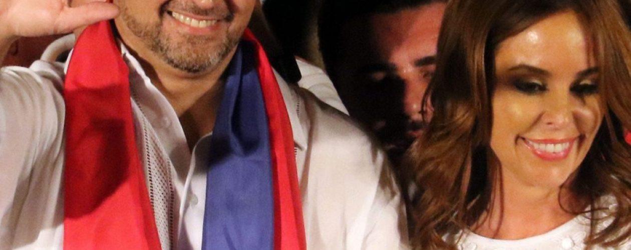 Abdo Benítez es el nuevo presidente de Paraguay