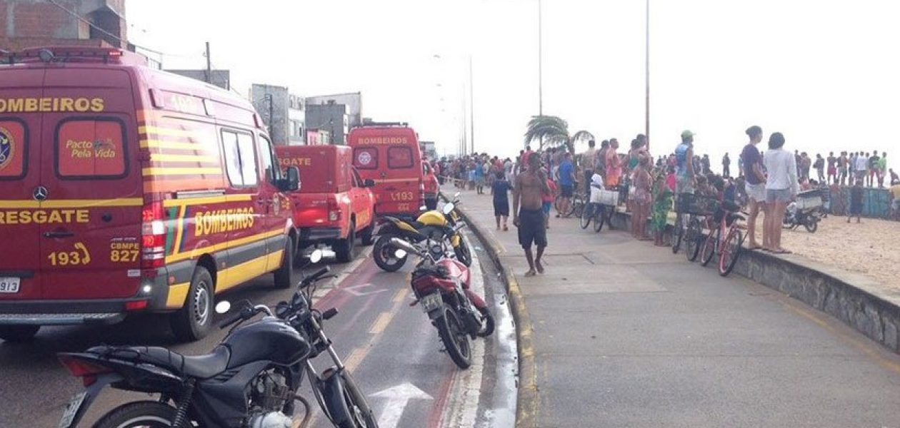 Dos muertos tras precipitarse al mar un helicóptero de TV Globo