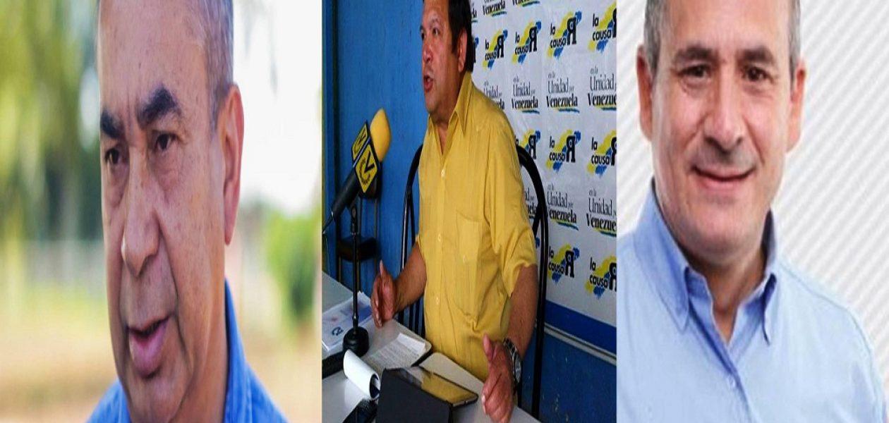 Candidatos en Bolívar no llegan a consenso ni en la MUD ni el GPP