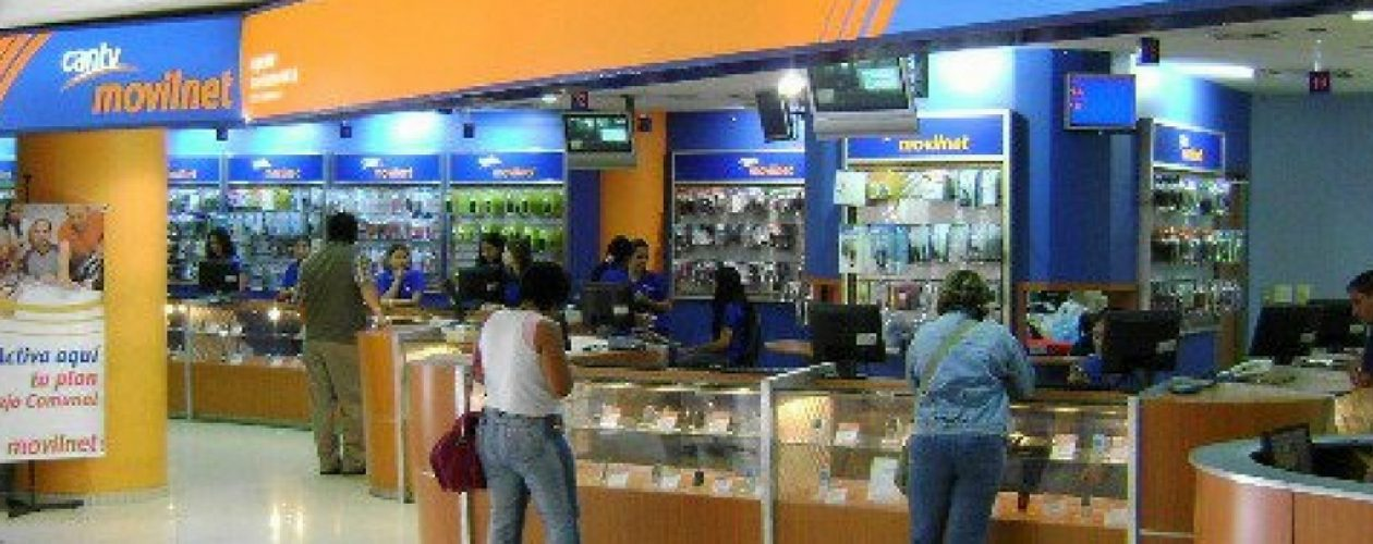 Saboteos en telefonía Cantv alimenta creación de mercado negro de dinero