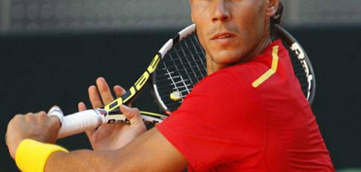 Rafael Nadal ha sido convocado para la Copa Davis contra Alemania