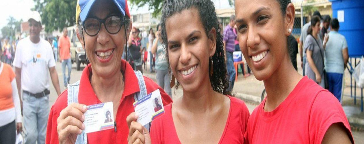 Carnet de la patria sirvió de presión en elecciones regionales