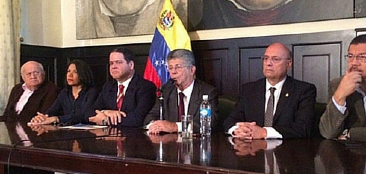 Diputados que viajaron a la OEA aseguran que se activó la Carta Democrática