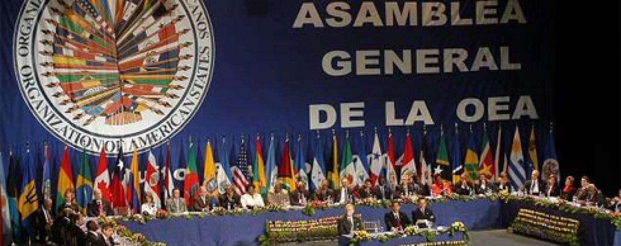 Piden la activación de la Carta Democrática Interamericana