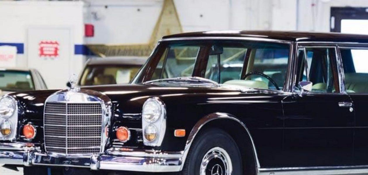 El Mercedes de la Reina