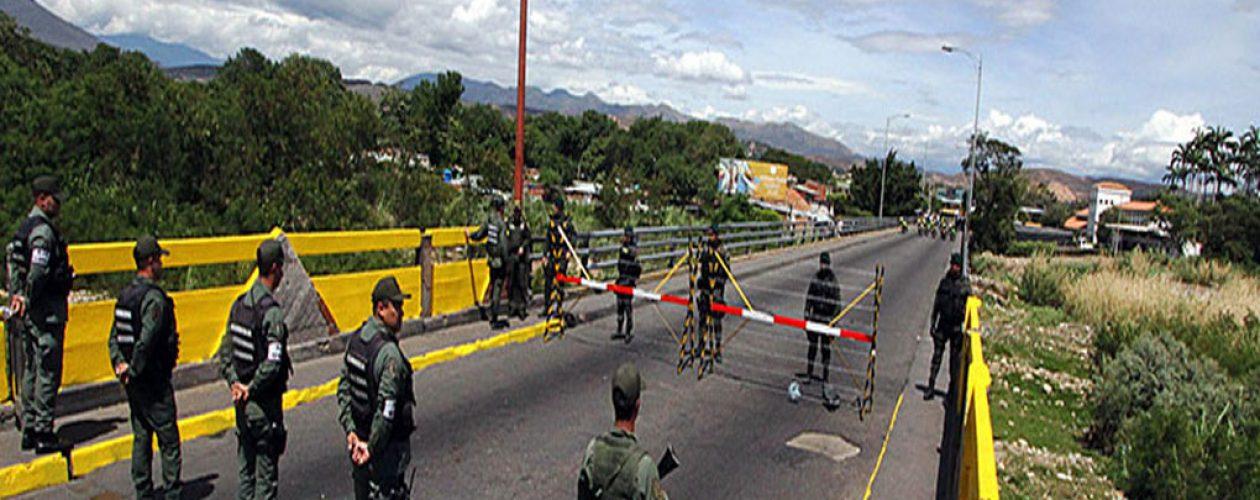 Descartan cierre de la frontera colombo venezolana durante fin de semana