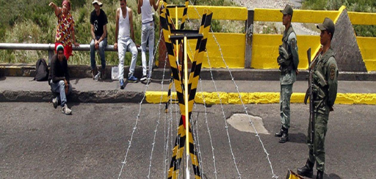 Colombia espera cierre de frontera con Venezuela ante amenazas de Maduro