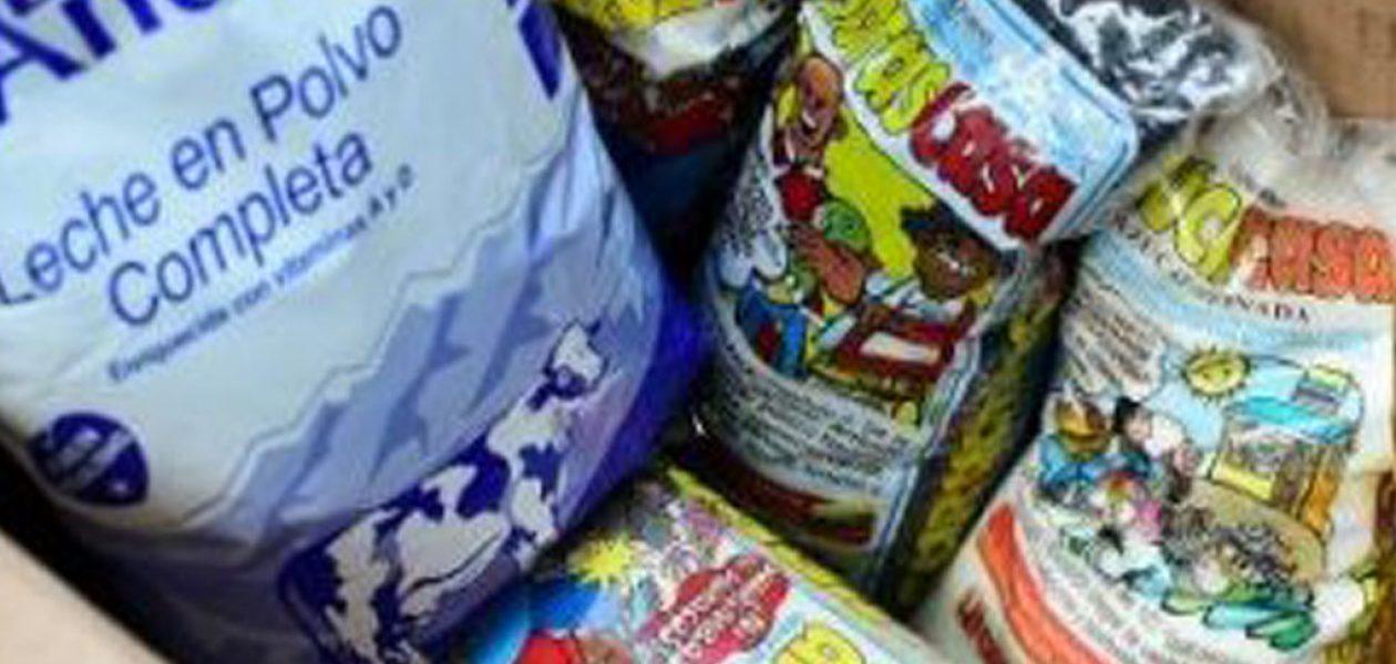 Prohíben venta de productos regulados en comercios para Clap Patria