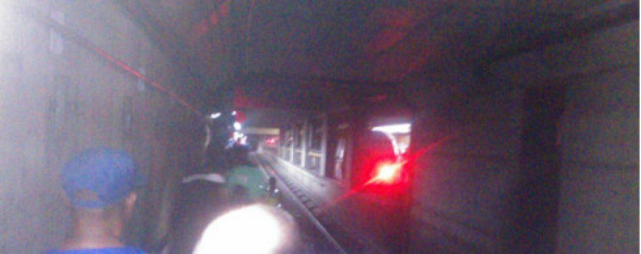 Por arrollamiento en Colegio de Ingenieros cierran estaciones del Metro de Caracas