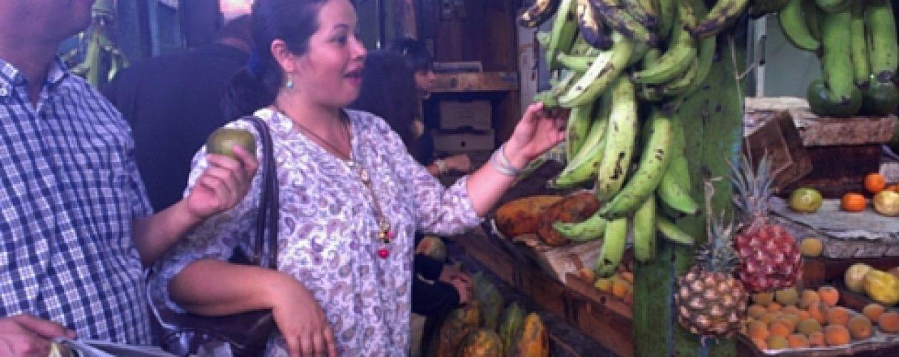 Comer frutas en Venezuela te deja arruinado