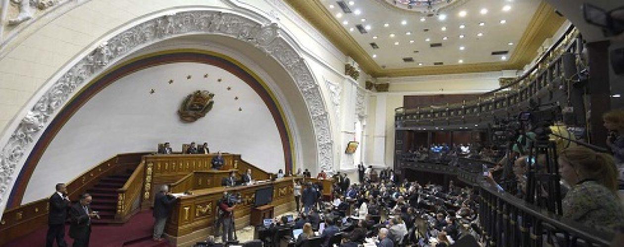 Asamblea Nacional creó comisión especial para la transición