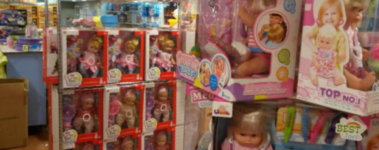 Comprar juguetes en Venezuela supone un gasto de 3 a 5 salarios mínimos