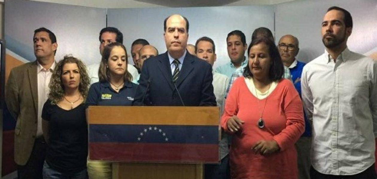 Borges alerta intenciones de Maduro de convocar una Constituyente comunal