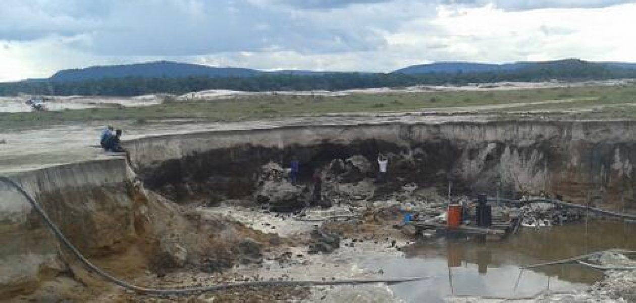 Contaminación en la Gran Sabana: Un paraíso en vías de destrucción