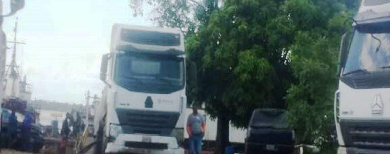Denuncian contrabando de gasolina a orillas del río Orinoco
