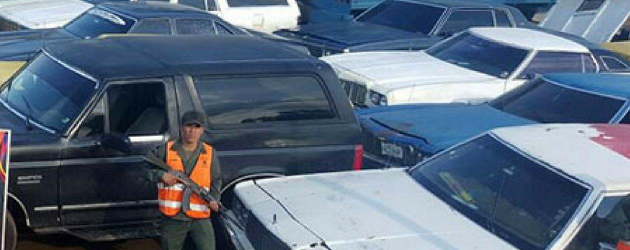 Contrabando de carros: Una realidad de la frontera con Colombia