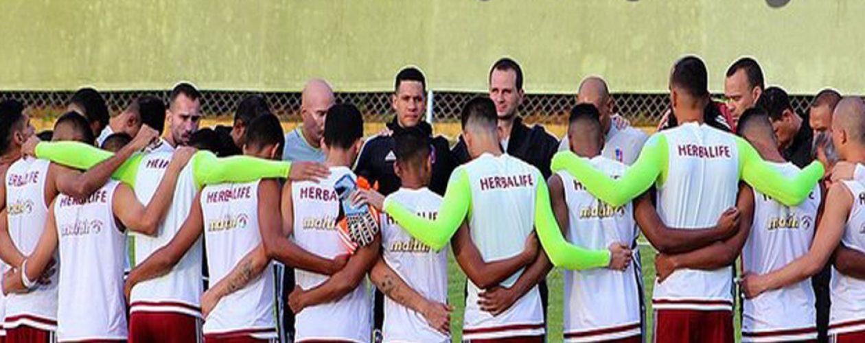 Esta es la convocatoria Vinotinto vs Colombia