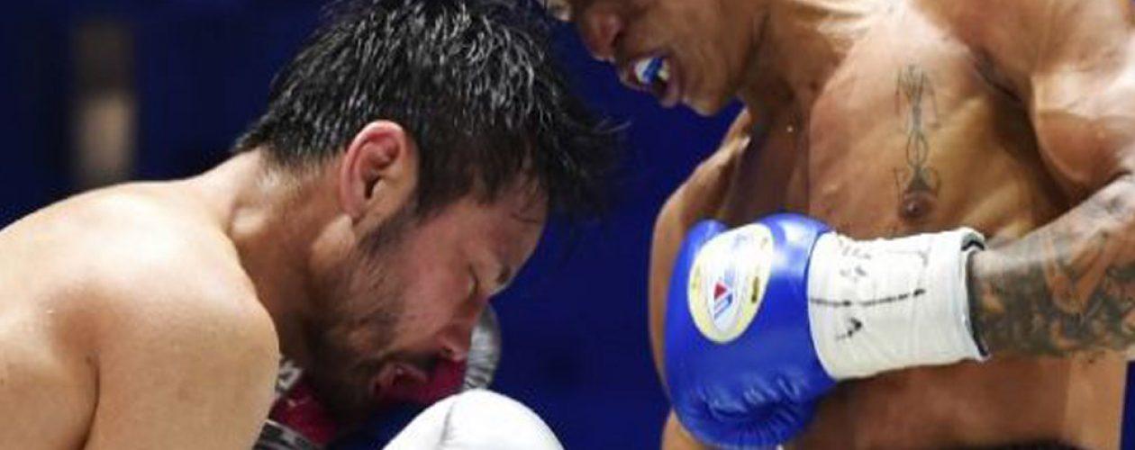 El boxeador Cristofer González se convierte en campeón del CMB