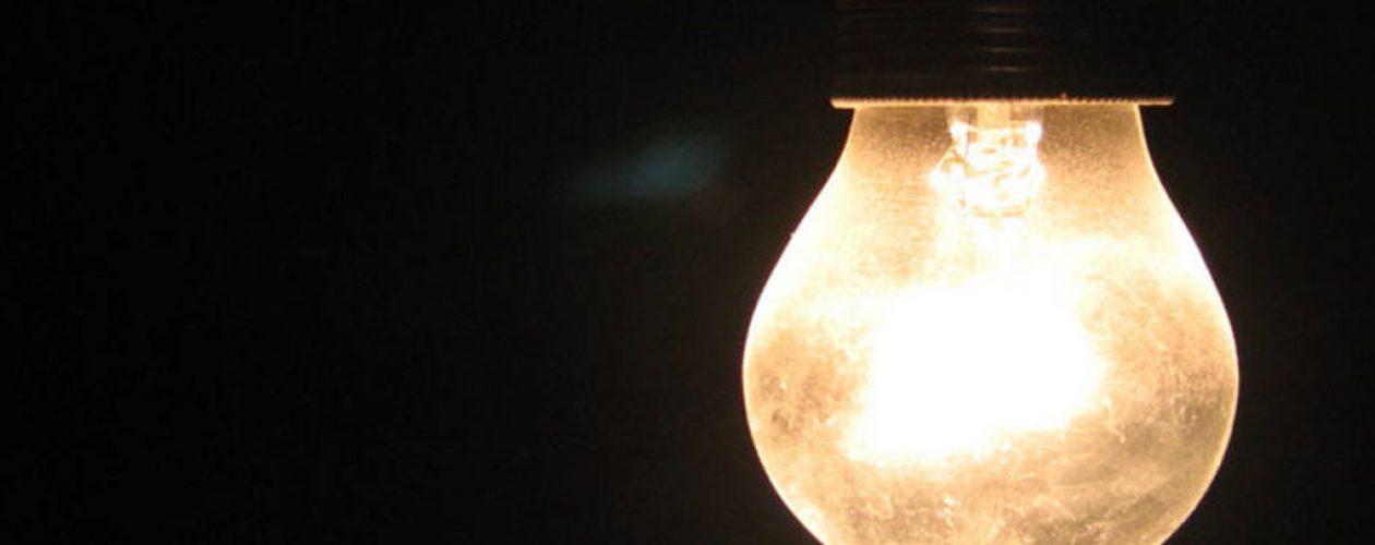 Cronograma de racionamiento de electricidad 2018