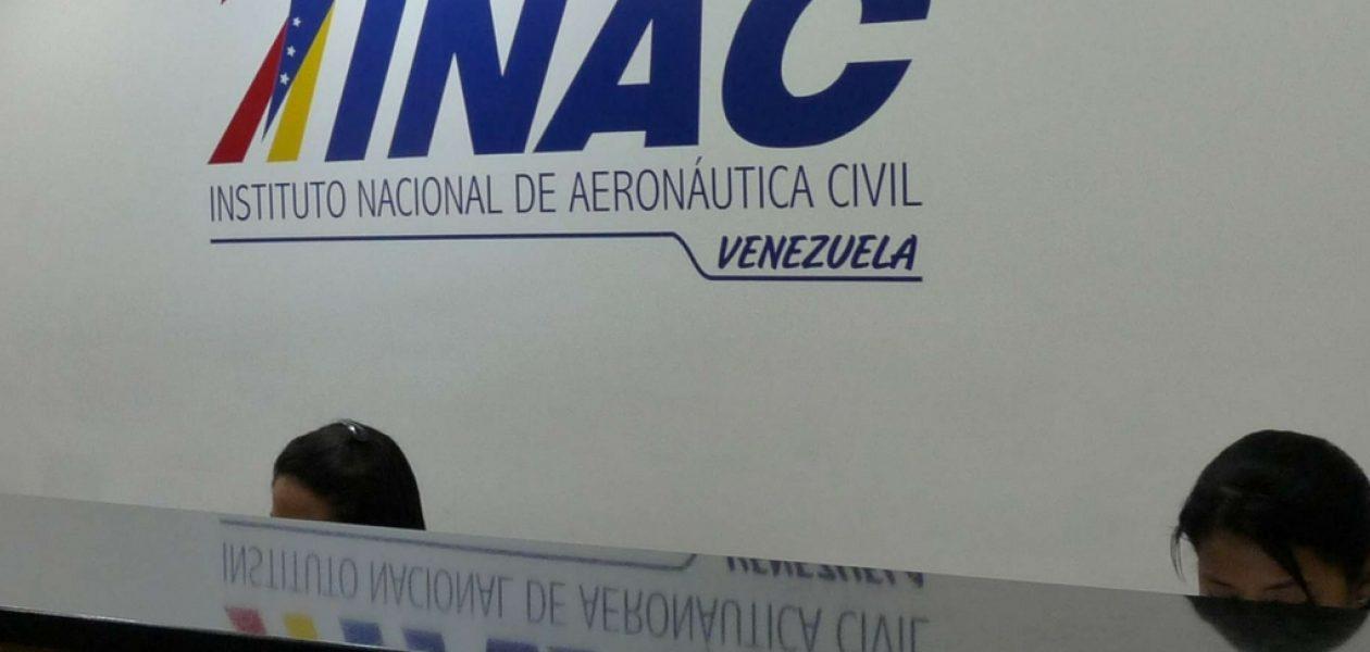 INAC habilitará vuelos para trasladar a turistas varados en Aruba y Curazao