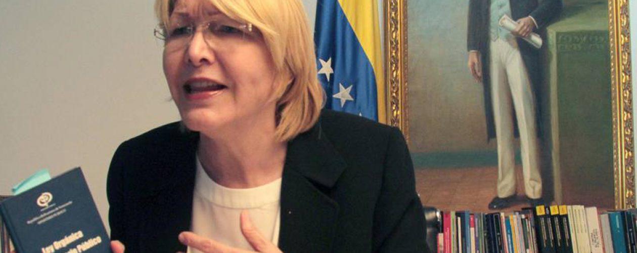 Fiscal General de la República desconoce resultados de la Constituyente
