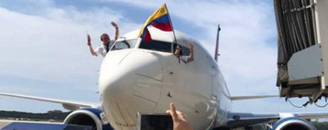 Delta Air Lines se fue de Venezuela