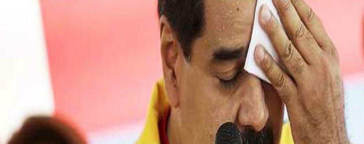 Maduro asumió el fracaso del modelo económico utilizado hasta ahora en el país