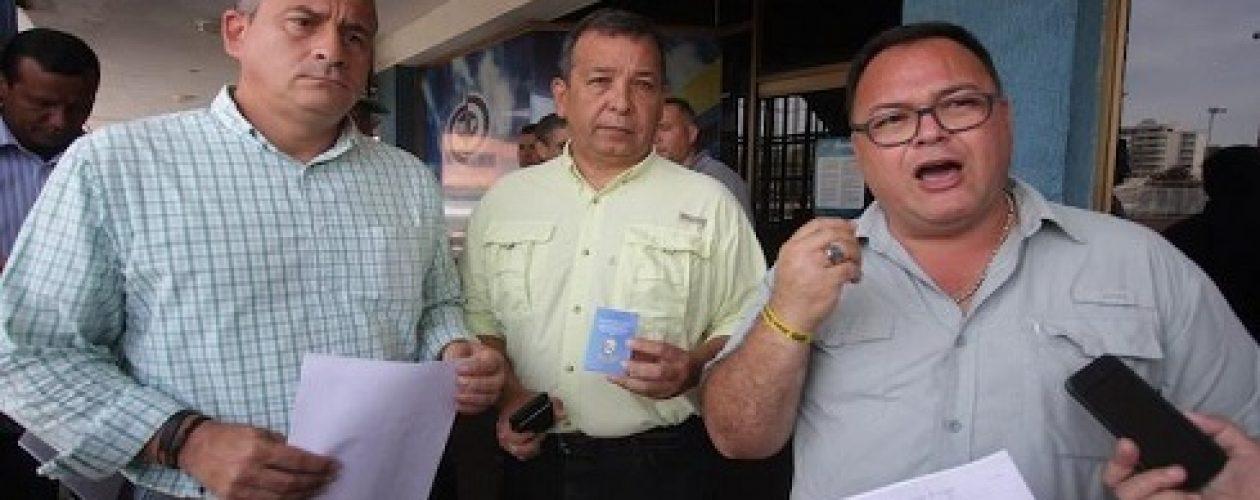 Generales de la Guardia Nacional son denunciados por represión en Guayana