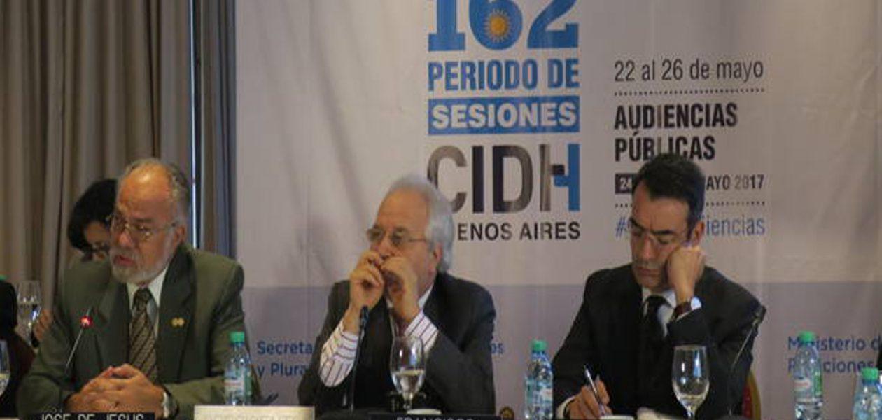 CIDH realizará tercer informe sobre situación de derechos humanos en Venezuela