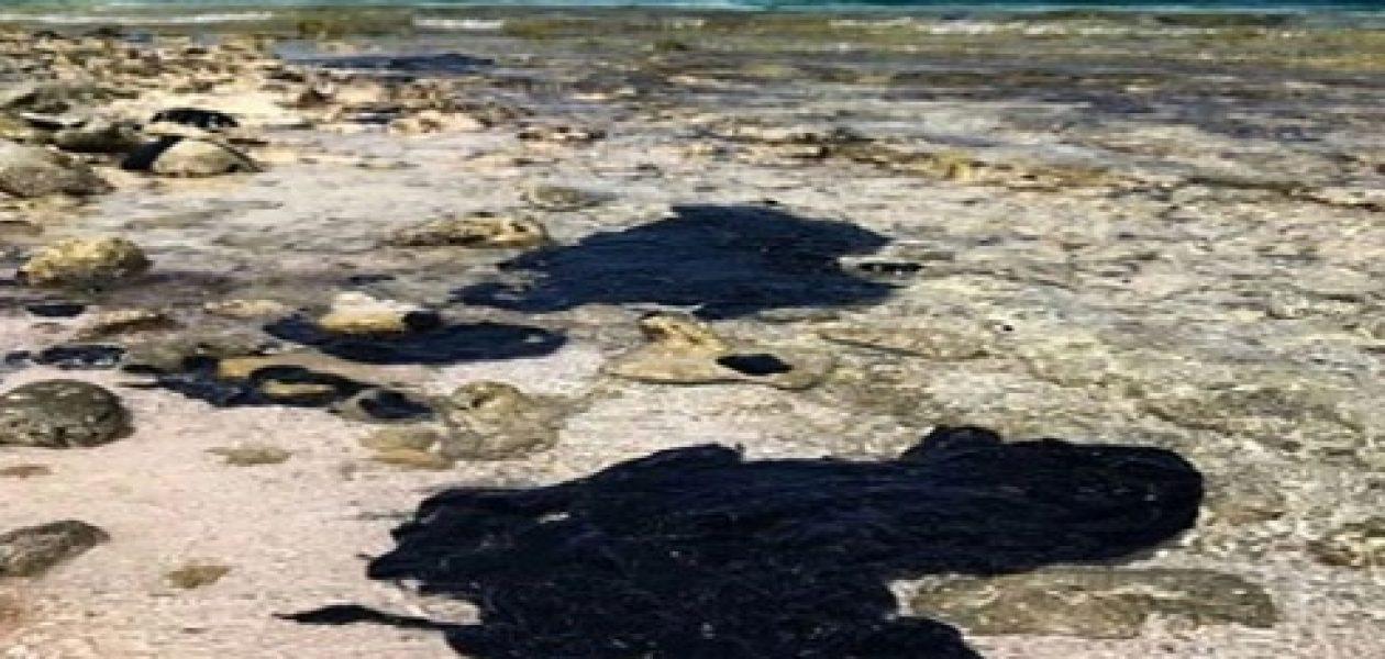 Derrame de petróleo en Trinidad y Tobago llegó a Los Roques y Margarita