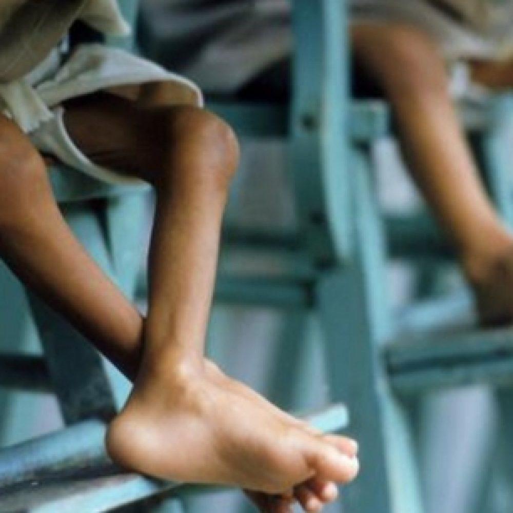 Muere otro niño indígena por desnutrición