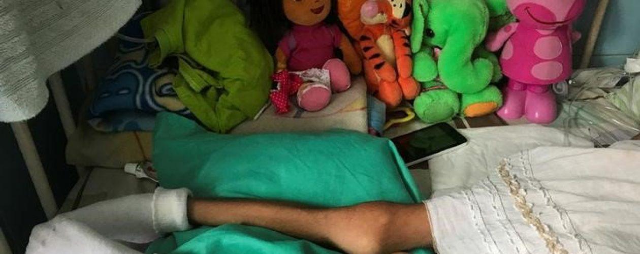 Casi 300 mil niños en riesgo de muerte por desnutrición en Venezuela