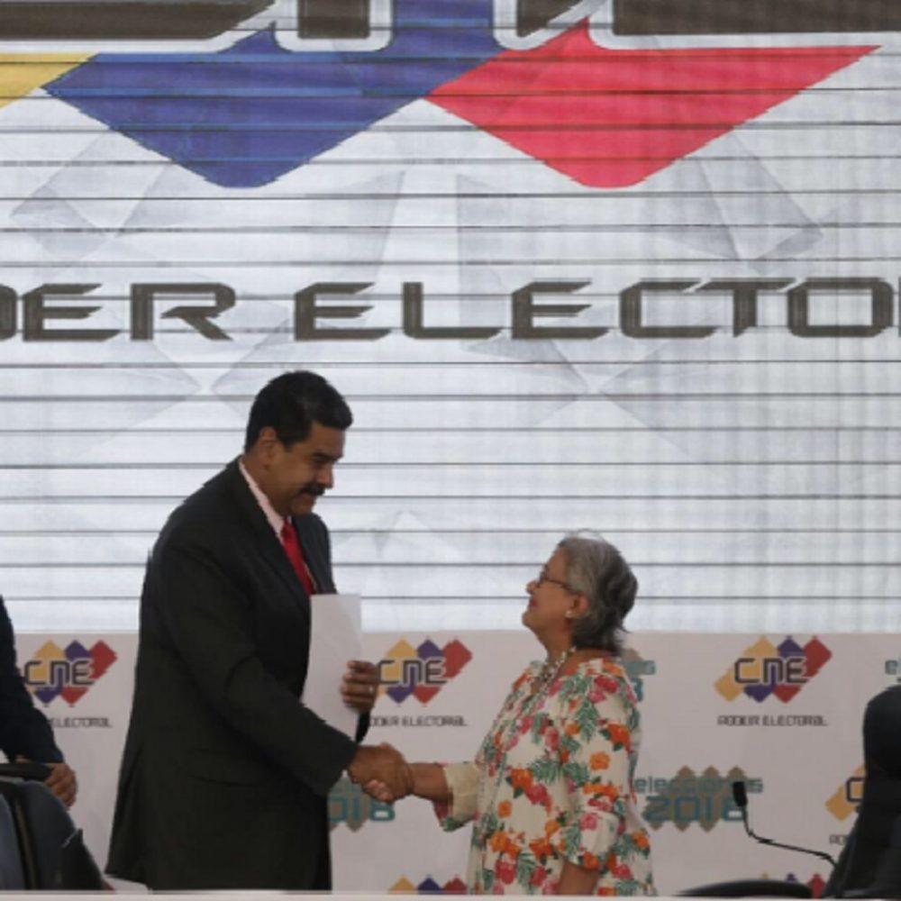 La Venezuela después de las elecciones presidenciales y  sus reacciones nacionales e internacionales