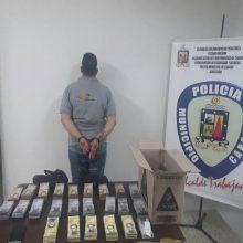 Detienen a sujeto libanés dedicado a la venta de dinero en efectivo
