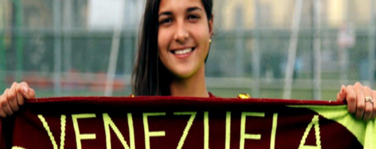 """Deyna Castellanos finalista en el premio """"The Best"""""""