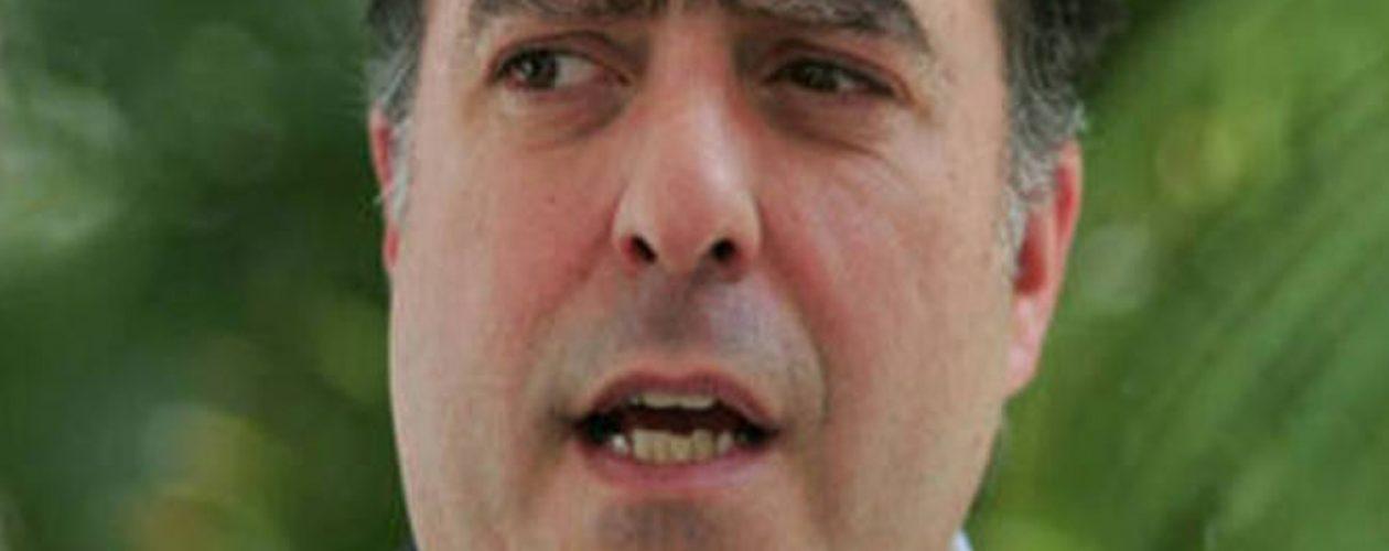 Julio Borges rechaza invitación al diálogo con Maduro