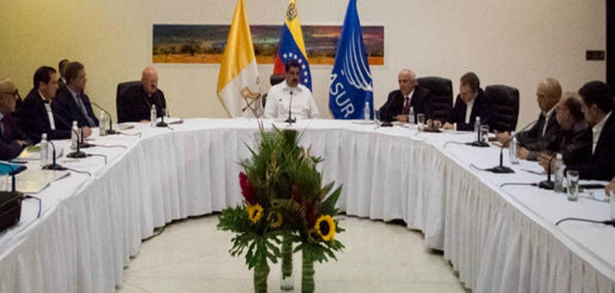 Confirman observación internacional en diálogo en República Dominicana