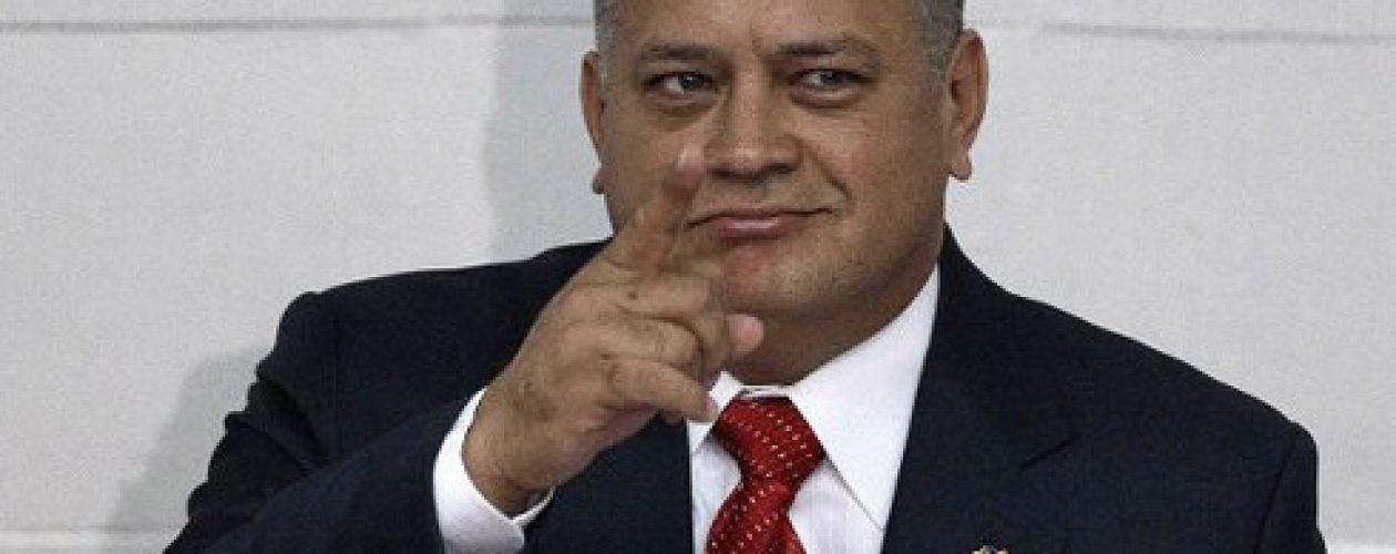 Diosdado Cabello reconoció la bonanza de la Cuarta República